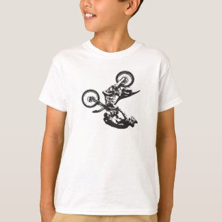 Motor bike cross-country race 3 T-Shirt
