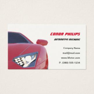 Motor Business card