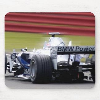 motor car mouse pad