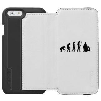 motor cart evolution incipio watson™ iPhone 6 wallet case