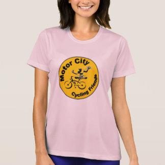 Motor City Cycling Friends T-Shirt