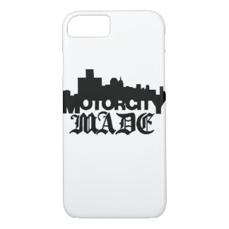 Motor City Made Cell Phone Cover