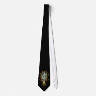 Motor City Speed Shop Sparkplug Tie