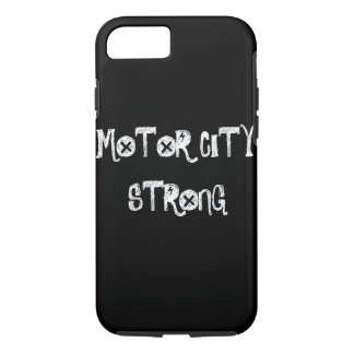 Motor City Strong Phone Case