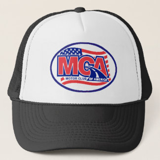 Motor Club Of America Trucker Hat