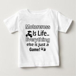 Motor-cross gift items baby T-Shirt