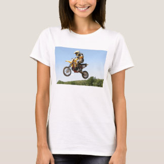 Motor Cross Riding T-Shirt