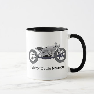 Motor Cycle Neuron Mug