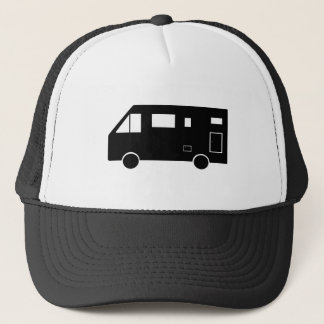 Motor home trucker hat