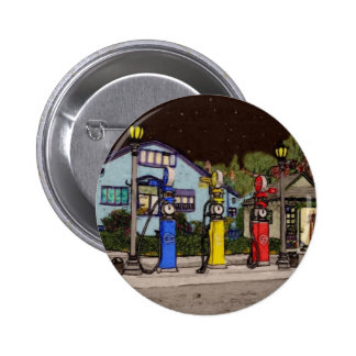 Motor Inn 6 Cm Round Badge