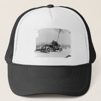 Motor sport anno 1907 trucker hat