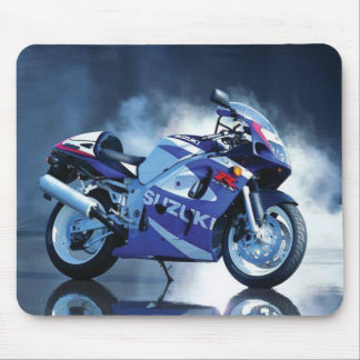motorbike1 mouse pad