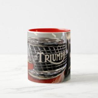Motorbike fan gift mug
