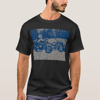 Motorbike Oldschool T-Shirt