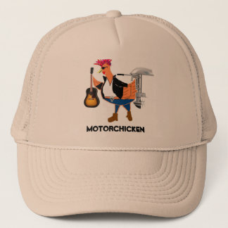 Motorchicken Trucker Hat