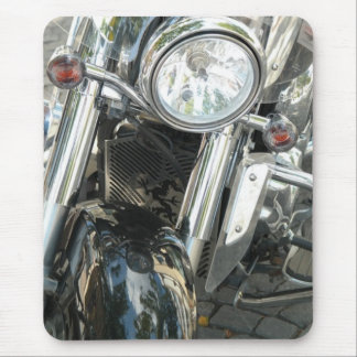 Motorcycle 2 Mouse Pad