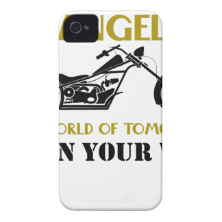 Motorcycle Angel Case-Mate iPhone 4 Cases