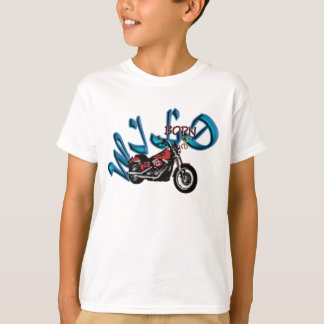 Motorcycle apparel for men, women, teens & babies T-Shirt