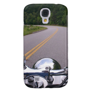Motorcycle Approach Curve Iphone 3g 3gs Speck Cas Samsung Galaxy S4 Cover