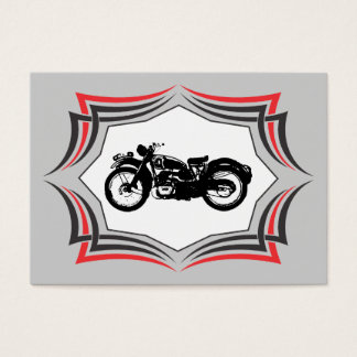 Motorcycle Business Business Card