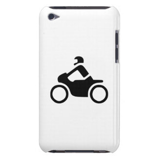 Motorcycle Barely There iPod Cover