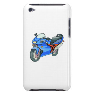 Motorcycle Barely There iPod Case