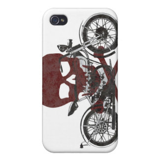 Motorcycle Case For iPhone 4