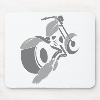 Motorcycle Chopper Mouse Pad