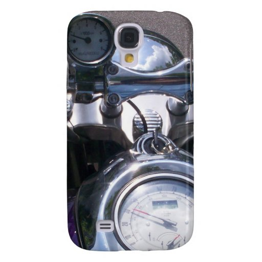 Motorcycle Chrome Iphone 3g 3gs Speck Cas Galaxy S4 Cases