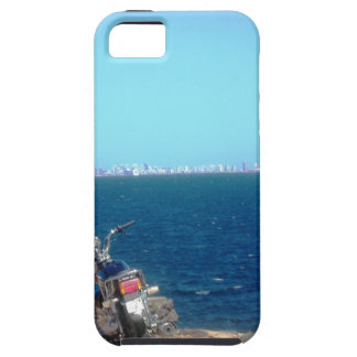 Motorcycle Cliff iPhone 5 Case