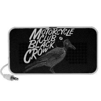 Motorcycle club BC Laptop Speakers