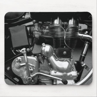Motorcycle Engine II - Customized Mouse Mats