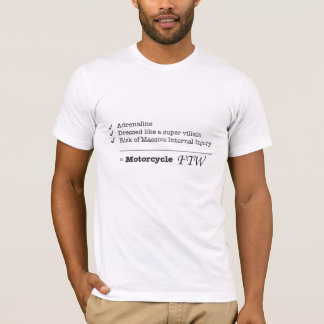 Motorcycle FTW T-Shirt