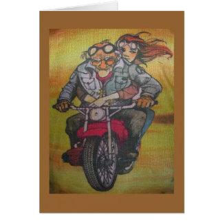 motorcycle guy card