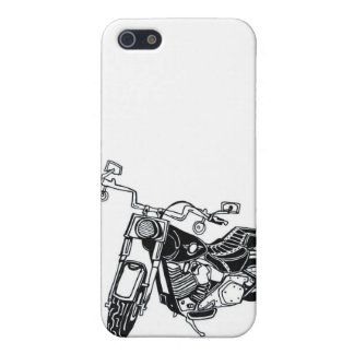 motorcycle iPhone 5/5S cover