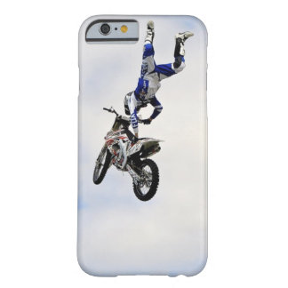 Motorcycle Jump Stunt Cell Phone Case Barely There iPhone 6 Case
