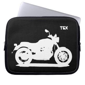 Motorcycle Laptop Sleeve