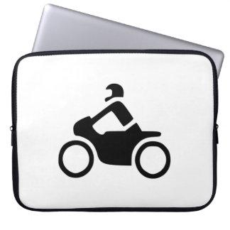 Motorcycle Laptop Computer Sleeves