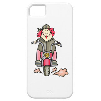 MOTORCYCLE MAMA iPhone 5 CASE