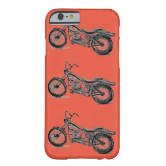 Motorcycle Mania on iPhone 6 Barely There Case Barely There iPhone 6 Case