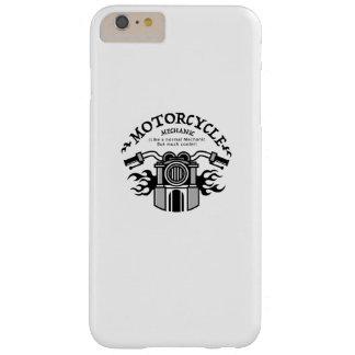 Motorcycle Mechanic Gift Bike Mechanic Biker Barely There iPhone 6 Plus Case