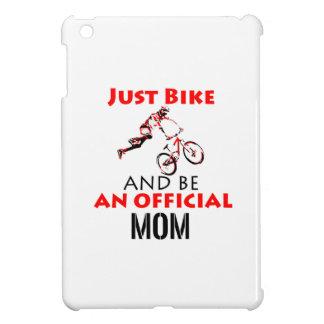 motorcycle mom iPad mini case
