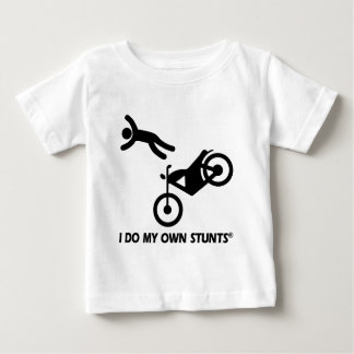 Motorcycle My Own Stunts Tees