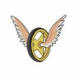 Motorcycle Police Logo Polo
