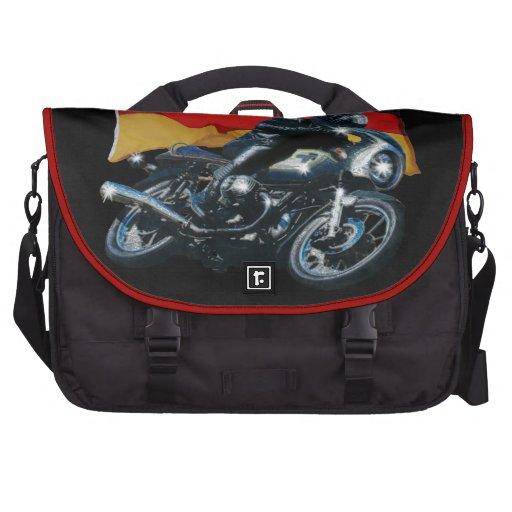 Motorcycle Power Biker Transport Gift Commuter Bags