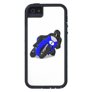 Motorcycle Racer iPhone 5 Cases