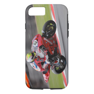 Motorcycle Racer iPhone 7 Case
