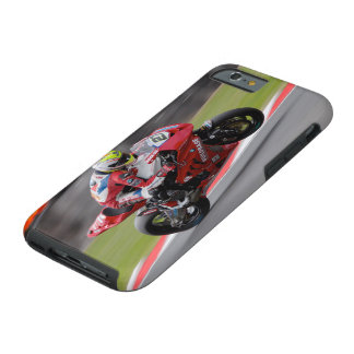 Motorcycle Racer Tough iPhone 6 Case