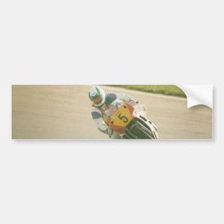 Motorcycle Racing Bumper Stickers