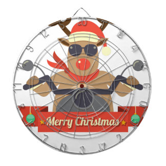 motorcycle  reindeer dartboard